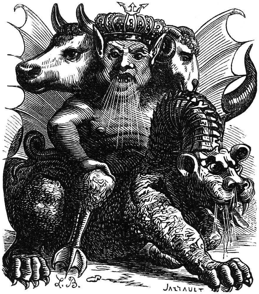 อัสโมดีอุส (Asmodeus)