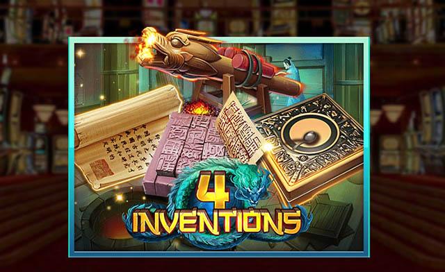 แนะนำ The Four Inventions SLOTXO น่าเล่น